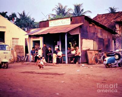 Photograph - Peace In The Village by Mel Steinhauer
