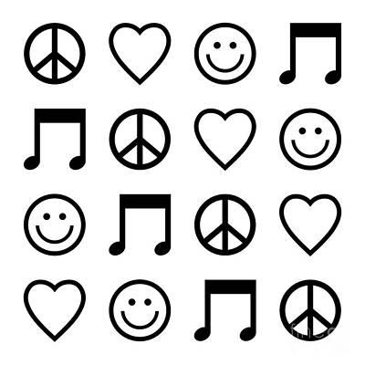 Peace Love Happiness Music Original