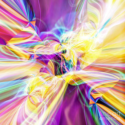 Digital Art - Peace by Margie Chapman