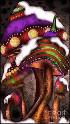 Digital Art - Peace On Earth by J Kinion