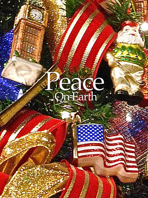Photograph - Peace On Earth by Joan Reese