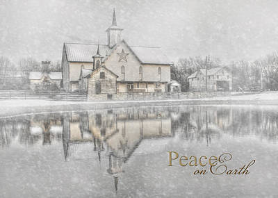 Peace On Earth Photograph - Peace On Earth by Lori Deiter