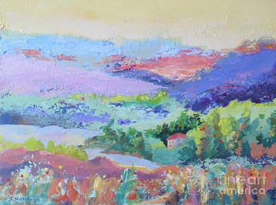 Peace Valley Art Print