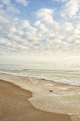 Photograph - Peaceful Beach by Marianne Campolongo
