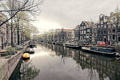 Photograph - Peaceful Canal by Jenny Hudson