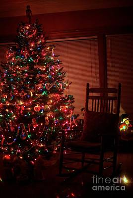 Frank J Casella Royalty-Free and Rights-Managed Images - Peaceful Christmas by Frank J Casella