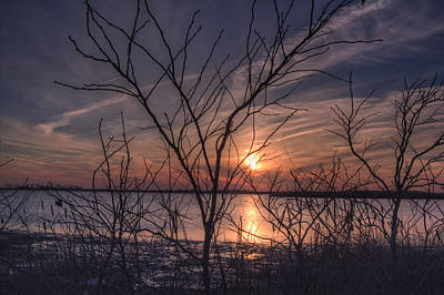 Photograph - Peaceful End by Pete Federico