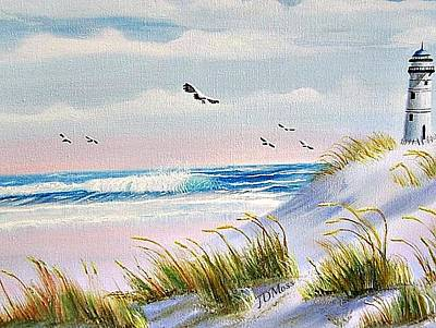 Painting - Peaceful by Janet Moss
