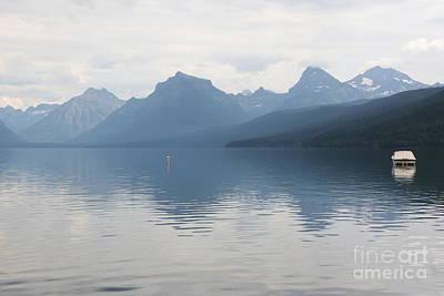 Photograph - Peaceful Lake Mcdonald by Carol Groenen
