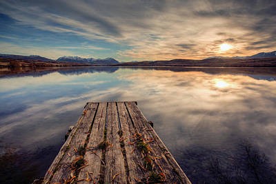 Photograph - Peaceful Moments by Brad Grove