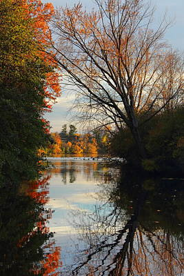 Photograph - Peaceful October Afternoon by Dale Kauzlaric