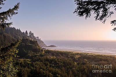 Photograph - Peaceful Pacific Ocean by Robert Bales