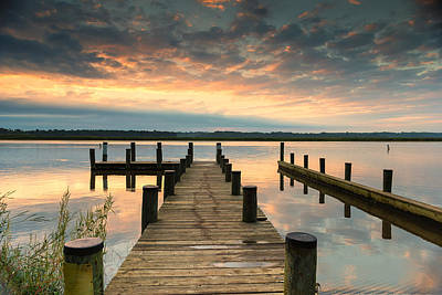 Photograph - Peaceful Patuxent by Cindy Lark Hartman