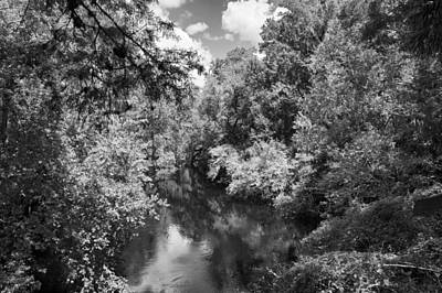 Photograph - Peaceful River by Carolyn Marshall