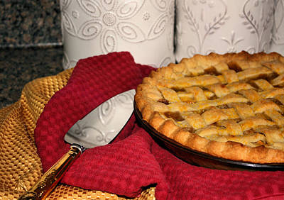 Photograph - Peach Pie by Kristin Elmquist