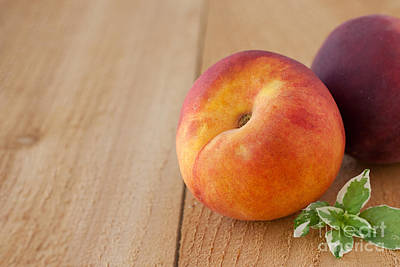 Photograph - Peaches by Kay Pickens
