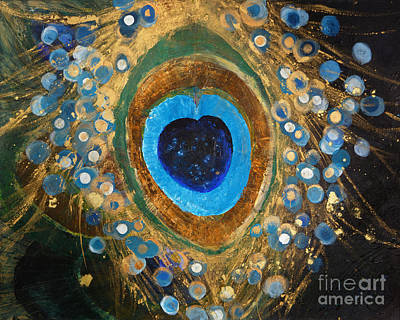 Photograph - Peacock Beauty by Tara Thelen