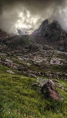 Spot Of Tea Royalty Free Images - Peak Eighteen Royalty-Free Image by Aaron Spong