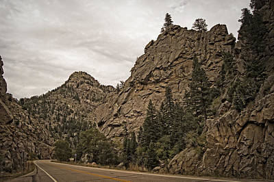 Photograph - Peak To Peak Hwy II by Wayne Meyer