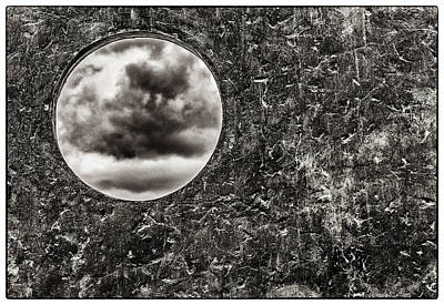 Photograph - Peaking Clouds by Lenny Carter
