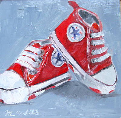 Painting - Peanut All-star by MaryAnne Ardito