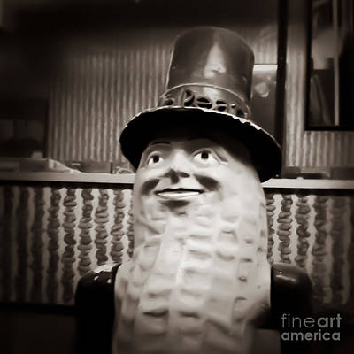 Photograph - Peanut Guy Memphis Tennessee by T Lowry Wilson