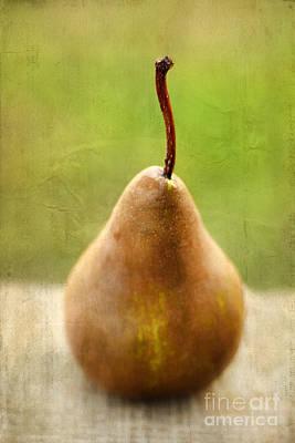 Pear Art Print by Darren Fisher