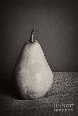Organic Shapes Photograph - Pear by HD Connelly