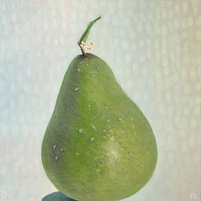 Pears Painting - Pear Spring - 1 Of 4 In A Series by Don Young