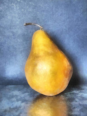 Painting - Pear Still Life  by Ann Powell