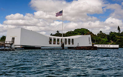 Photograph - Pearl Harbor by John Johnson