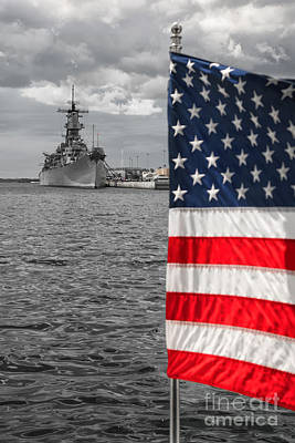 Photograph - Pearl Harbor by Kate McKenna