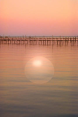 Water Photograph - Pearl Of The Bay by Jerry McElroy