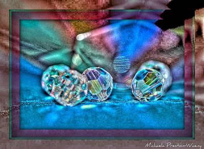 Photograph - Pearls by Michaela Preston