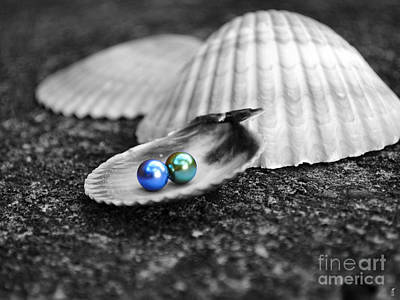 Photograph - Pearls Of Wisdom IIi by Jai Johnson