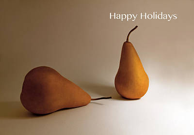 Photograph - Pears by Don Spenner