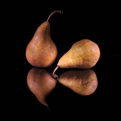 Photograph - Pears by Fred LeBlanc