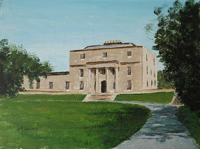 Pearse Museum Original by Tony Gunning