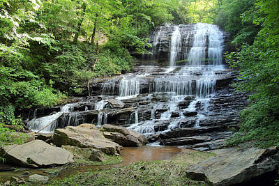 Photograph - Pearson's Falls by Joseph C Hinson Photography
