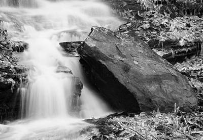 Photograph - Pearson's Falls November 15 B by Joseph C Hinson Photography