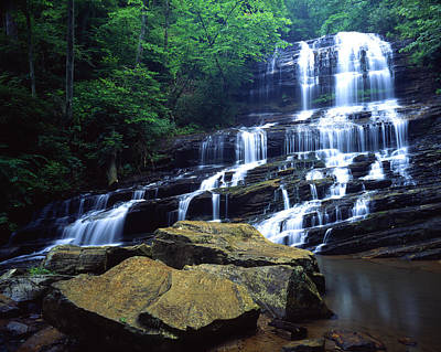 Photograph - Pearson's Falls by Ray Mathis