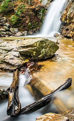 Photograph - Peavine Falls  by Parker Cunningham