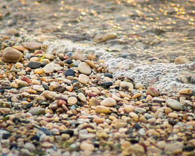 Photograph - Pebble Beach by Bill Pevlor