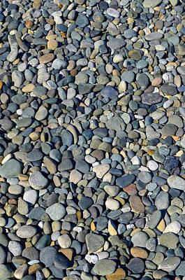 Photograph - Pebbled Beach At Deception Pass by Shanna Hyatt