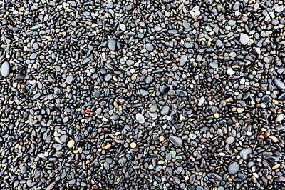 Photograph - Pebbles by Charles Lupica