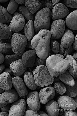 Photograph - Pebbles by Tim Good