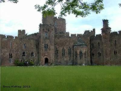 Peckforton Castle Art Print