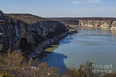 Photograph - Pecos River by Amber Kresge
