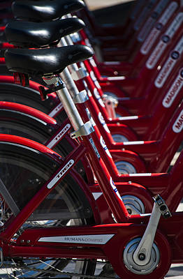 Photograph - Pedal Power by Christi Kraft