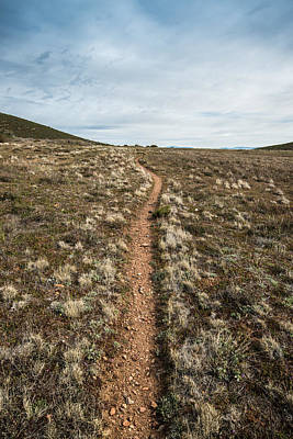 Pedro Photograph - Pedro Fages Trail by Joseph Smith